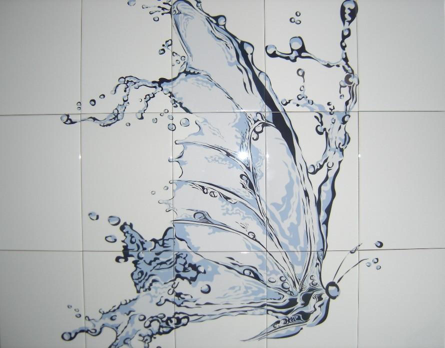 Photo sur carrelage photo sur verre fresque de verre fresques murales cad - Impression sur carrelage ...